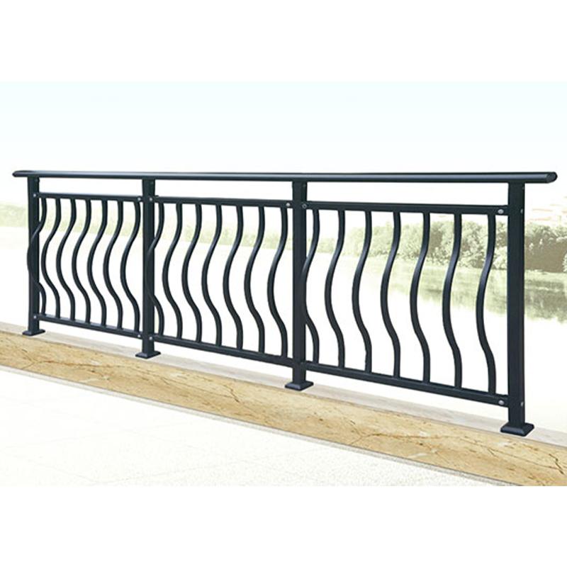 弯弧阳台护栏生产厂家